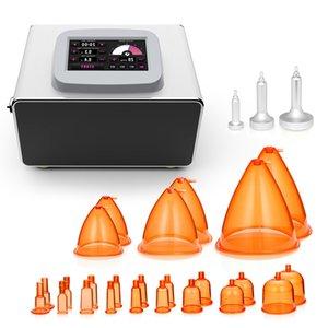 150ML NEW Cup Vacuum Buttocks Lifting Detox Vacuum Therapy Breast Enlargement Body Massage Body Sha Beauty Machine