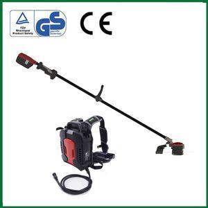 professional stronger power long running time 2900AH 36V lithium brush cutter WITH FREE PXP0 X3KI