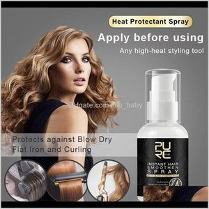 Purc Argan Oil Ginger Extracts Instant Smoothen Spray Easy To Absorb Nongreasy Protect Soft Repair Damaged 9I1A Shampooconditioner 5Rlcu