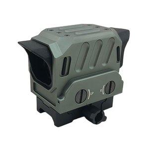 Rotes taktisches Di EG1 DOT-Scope Holographische Reflex-Anblick-Jagdgewehrbereich für 20-mm-Schiene