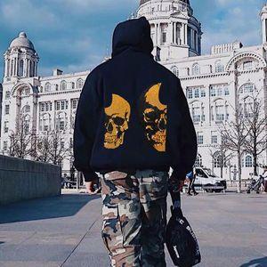 Персональ мужской горный хрусталь Cap Hoodie Plus Vervet Street Hip Hop Sports Top Удобное анти-морщина Осень Winte Толстовка Толстовка