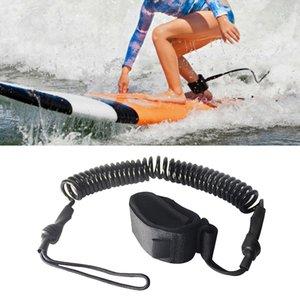 10FT Longboard Surfboard Поводки для серфинга для серфинга на веревке для веревки для серфинга ВНЕШНЯЯ PADDLE BODUT SUS BANKLE BRAP CALLED TPU CART Serfing Accessory