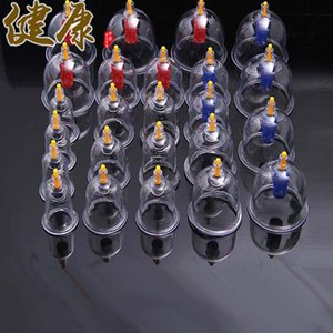 Massage Cans Suction Pumps Health Cuppings Monitors Product Silicone Vacuum Cupping Massage Cupping Therapy Vacuum Massage CupsR