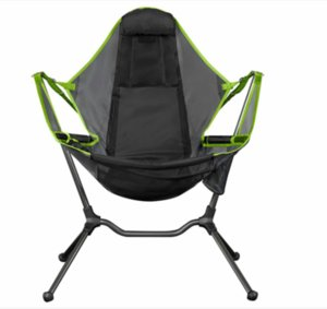 Relaxed Outdoor Camping Chair Rocking Luxury Recliner Relaxation Swinging Comfort Garden Folding Fishing Accessories
