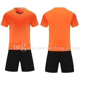 Blank Soccer Jersey Uniform Personalized Team Shirts with Shorts-Printed Design Name and Number 12569