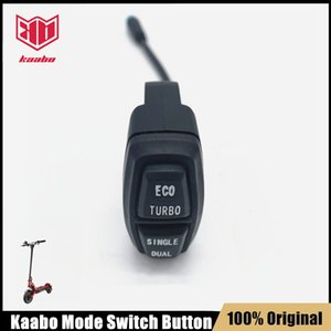 Original Upgraded Mode Switch Button ECO TURBO Single Dual for Kaabo Mantis8 Mantis10 Wolf Warrior II Wolf King Electric Scooter