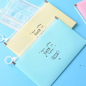 Mask Cover Bags Portable Facemask Holder Storage Boxes Case Save BWE5944
