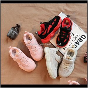 Outdoor Baby, & Maternity Drop Delivery 2021 Baby Fashion Children Sneakers Kids Basketball Shoes Net Surface Breathable Girls Boys Athletic