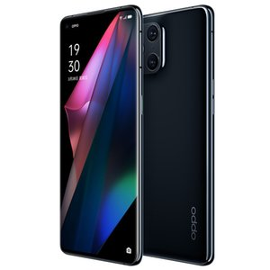 Original Oppo Find X3 Pro 5G Mobile Phone 12GB RAM 256GB ROM Snapdragon 888 50.0MP 4500mAh Android 6.7 inches AMOLED Full Screen Fingerprint ID Face IP68 Smart Cellphone