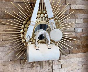 women handbag luxury metal letter large capacity fashion bag accessories 041606