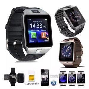 Smart Watch Wristband DZ09 SIM Intelligent Sport Watches for Android Cellphones relógio inteligente with High Quality Batteries