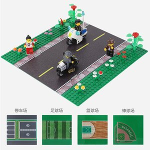 baseplate for road 32x32 building blocks accessories diy creative assembly kids intelligence toys boys gift 05