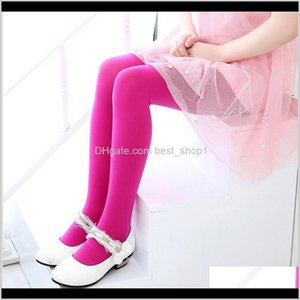 Pants Baby Clothing Baby, & Maternity Drop Delivery 2021 3-14Year Dance Wear Pantyhose,Girl Candy Color Leggings Socks Underpants Kids Sport