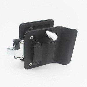 Travel Trailer Entry Door Lock Camper Handle With Keys RV Replacement For RV Camper Trailer ATV Parts
