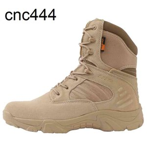 Army Mens' Ultra-Light Combat Military Tactical Work Boots