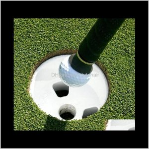 Club Grips Club-Making Products Sports & Outdoors Drop Delivery 2021 2Pcs Golf Ball Suck-It-Up Pick-Up Rubber Suction Cup For Putter Grip Gol