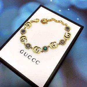Fine Jewelry Online gujia new chrysanthemum Bracelet women's Doubles 65% Off Store Online Sale