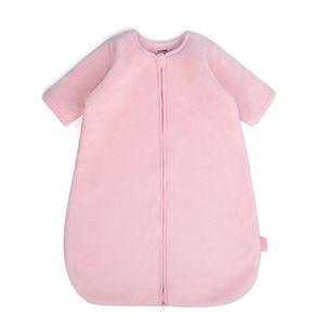 Coral Velvet Baby Sleeping Bag Removable Sleeve Sleepsack For Kids Winter Warm Sleep Sacks Anti Kick Quilt born Swaddle 210913