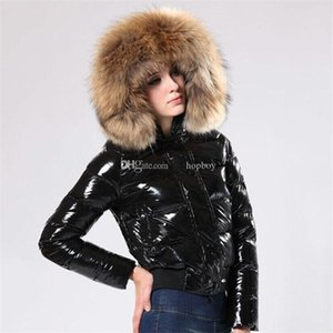 Womens winter luxury jacket parka fashion women monclair jacket fur varsity jacket doudoune femme winter coat outerwear with hood coats tops