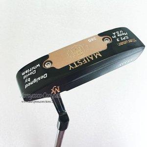 Set completo di club Golf Majesty 345 Polter Steel Shabt con copricapo e
