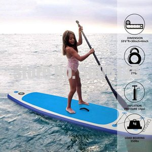 2021 With Accessaries 305*76*15cm SUP board inflatable surfboard water sport ISUP Stand up Paddle Board Dropshipping