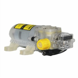 Whaleflo DC 12V 24V Self-Priming Diaphragm 3.8LPM Anti-Gravity Wine Beer Transfer Pump