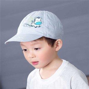 Hats Little horse little boy baseball cap children sun cap children sunscreen baseball cap