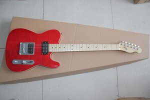 dhgate Top quality New manufacturers supply TELECASTER guitar 062 electric guitar wine red