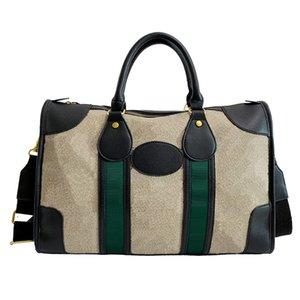 Сумка для ручной сумочки для женщин и мужчин дизайнер бренда путешествия спорт повседневная кошелек с большим питанием