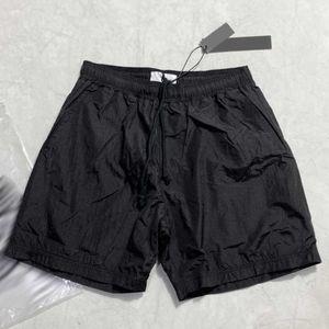 الصيف رجل السراويل ركض السراويل الذكور مصمم السراويل السوداء الفضة الاتحاد الأوروبي الحجم S-XL # 90587 النسيج العاكس في المخزون