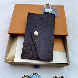 Luxury high quality Key chain and key bag holder brand designer door Clef gift men women car Key chain