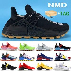 مع مربع NMD سباق الإنسان الاحذية الأنواع اللانهائية بي بي سي تا بريل وليامز الشمسية حزمة أوريو تعرف روح الرجال النساء المدربين أحذية رياضية