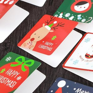Greeting Cards 144 Pieces Handwritten Christmas Card Student Thanksgiving Birthday Gift DWA9157