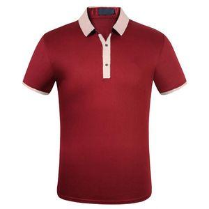 Camicia da uomo T-shirt da uomo a maniche corte Moda Single Zaga Giacca sportiva Sportswear Suit M-3XL3Me5L