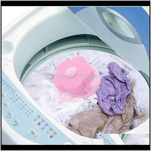 Sinks Bathroom Fixtures Building Supplies Home & Garden Drop Delivery 2021 Washing Hine Filter Bags Laundry Ball Lint Hair Catcher Mesh Pouch