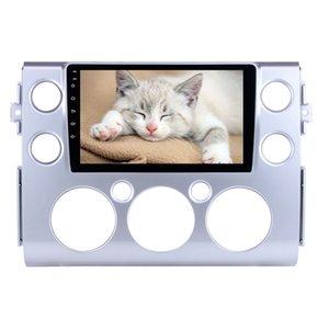 9 inch Android 10.0 RAM 2GB ROM 32GB Car dvd Radio Unit player for 2007-2018 Toyota FJ CRUISER GPS Navi Support Back camera