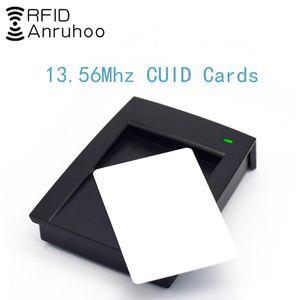 5 10PCS CUID Smart Chip Card 13.56Mhz NFC Rewriteable Copy Key 1K S50 Copier Clone Tag RFID Duplicator Change Proximity Token Access Control