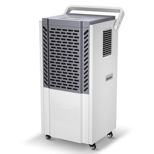 DOROSIN Industry Dehumidifier 120L Day 24H Timing Air Drying Machine For Factory Garage Basement R410 Refrigerant