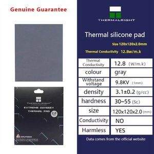 Thermalright Cooling Heat Dissipation Silicone-Pad CPU GPU Graphics Card Thermal Pad Motherboard Silicone Grease Pads Multi-Size
