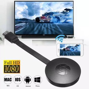 New MiraScreen G2 TV Stick Dongle Anycast Crome Cast HD WiFi Display Receiver Miracast Google Chromecast 2 Mini PC Android TV