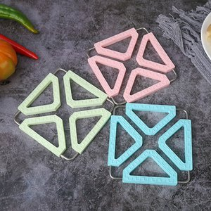 Silicone Tableware Insulation Mat Cup Coaster Heat-insulated Bowl Pad High heat-resistance Pot Holder For Dishes MY-inf0715