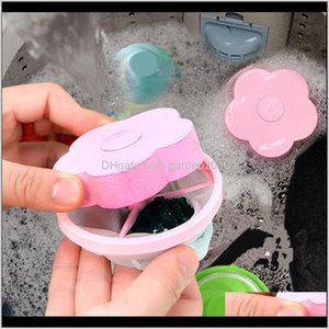 Bath Accessory Set 1Pc Washing Hine Filter Bag Mesh Filtering Hair Removal Stoppers Catchers Device Washer Laundry Cleaning Bathroom G Yleds