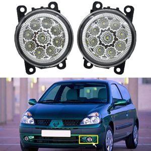 2 pcs carro LED Lâmpada de luz para Renault Clio 4 IV Symbo H11 12V