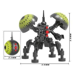 Space Wars Buzz Droid Minifig Model Kits Mini Action Figure Building Blocks Bricks Toy