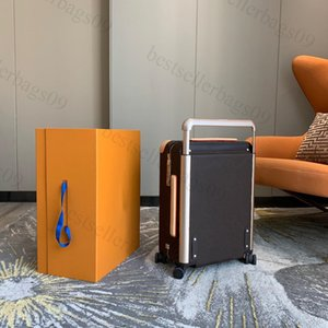 Designer Travel Suitcases Luggage Fashion Men Women Trunk Bag Flowers Letters print Baggage Trolley case Spinner Universal Wheel Duffel Bags