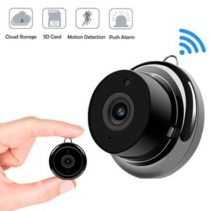 720p Wireless HD Camera Smart Remote Home Infrared Without Light Night Vision 1280×720P Mini Cameras