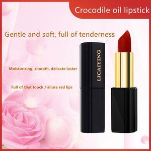 OEM Private Label Customized Moisturizing Eco-friendly Wholesale Natural Crocodile Oil Lip Balm