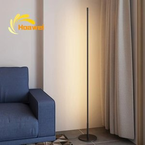 Floor Lamps Nordic Led For Home Living Room Bedroom Decoration Office Minimalism Standing Lamp Indoor Lighting Light Stand