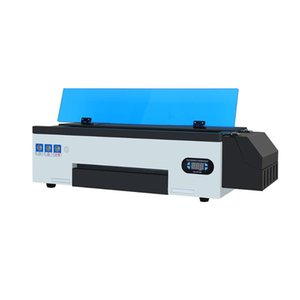 Printers A3 DTF Printer For T-shirt Printing Machine Heat Transfer PET Film All Fabric Textile Hoodies Jeans Pillows Caps