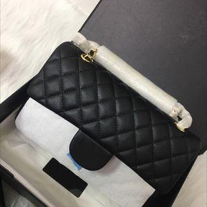 2021 Borse a mano originali Imitazione marche di lusso Fashion Designer classico Ampia Capacità Portafoglio Ambing Agnello Skin Lady 4a Borsa a tracolla Messenger di alta qualità